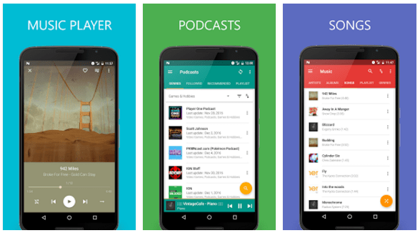 Pixel Music Player - Best music player