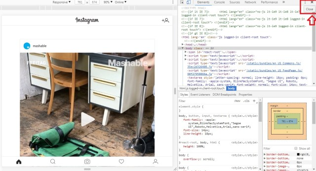 how to add photo on instagram from computer