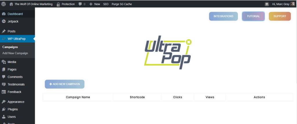 Wp UltraPop Review