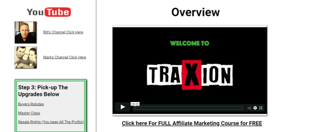Traxion Review