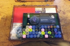 TWG Personal Dice Tray