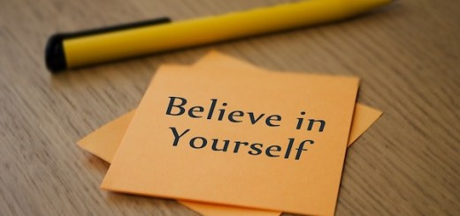 how to develop self-trust