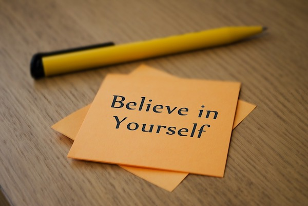 how to develop self-trust, how to trust yourself more