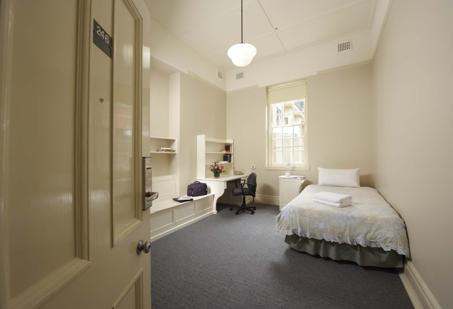 Accommodation The Womens College