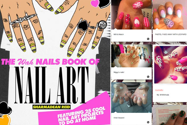 Nail The Look An Inspiring New Design Book