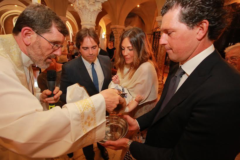 battesimo francesco 1
