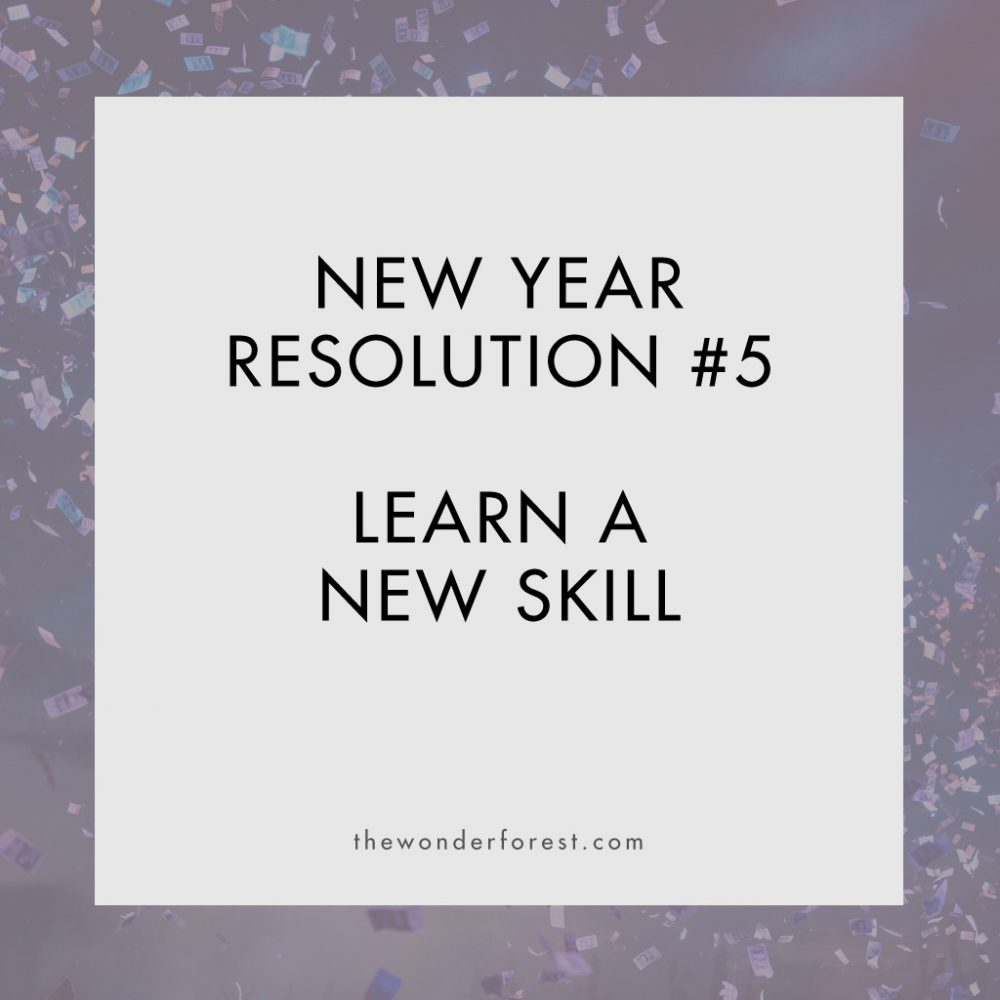 5 Unconventional New Year S Resolutions To Try In