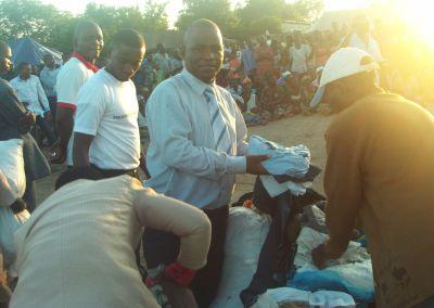 Flood appeal, Malawi