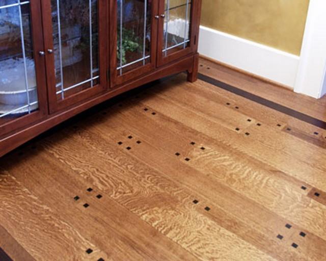 Quarter Sawn White Oak Hardwood Flooring