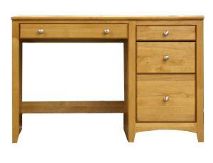 Archbold Alder 4-Drawer Desk