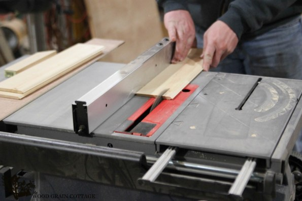 ribbon storage solution
