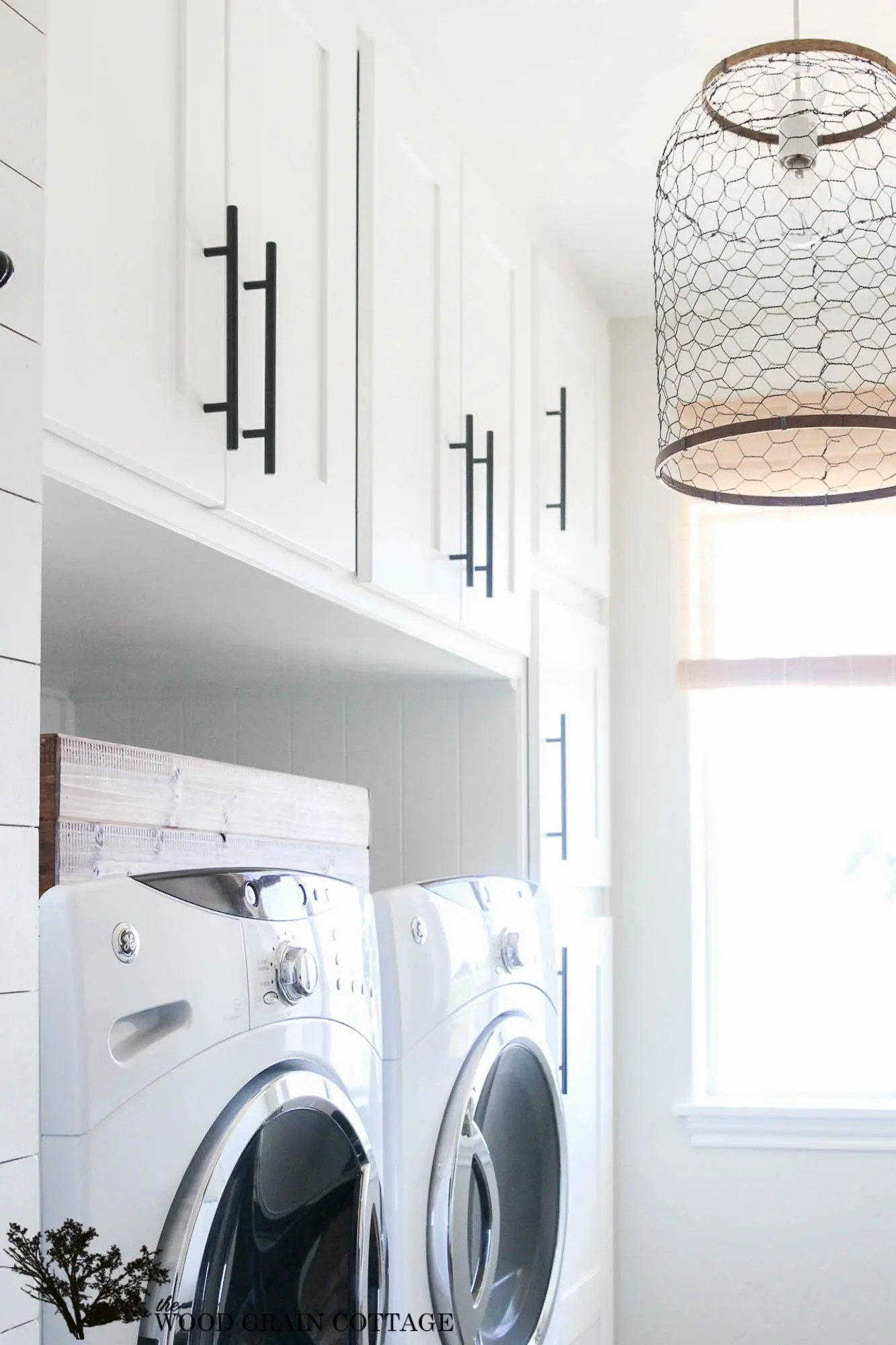 Laundry Room Cabinet Hardware - The Wood Grain Cottage on Laundry Cabinets  id=97021