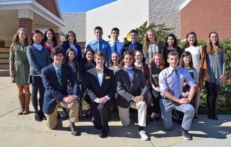 Loudoun County Honors Top Students