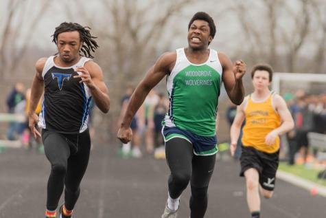 Woodgrove Races to Join the Rest in Indoor Track