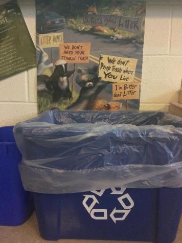 Woodgrove Students Work to Reduce Environmental Impact