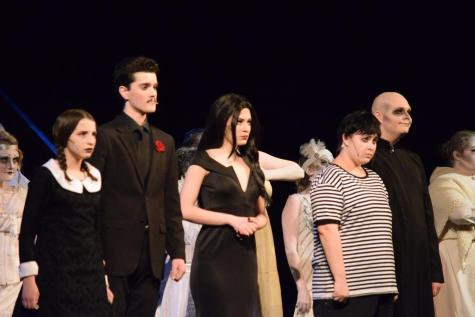 Woodgrove Theater Frights and Delights with ''The Addams Family""