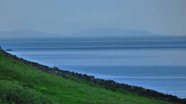 Orkney and shades of blue