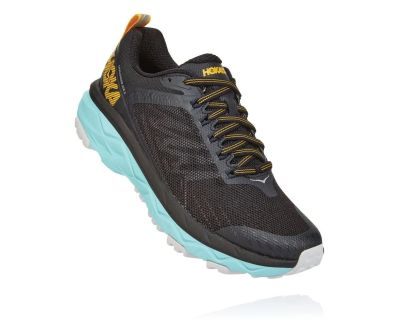 Hoka One One Womens Challenger ATR 5 Anthracite Antigua Sand Front