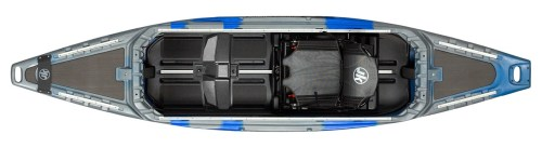 Jackson Kayak Kilroy HD 2020 Battleship