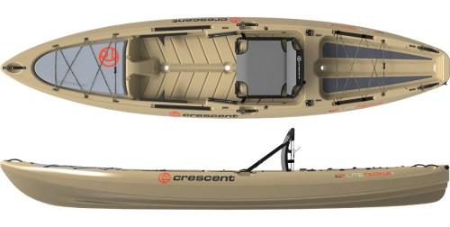 Crescent Kayaks LiteTackle Sand