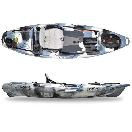 Feelfree Kayaks Lure 10 v2 Winter Camo