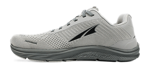 Altra mens Torin Plush 4.5 Light Grey
