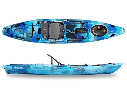 Feelfree Kayaks Moken 12.5 V2 Ocean Camo