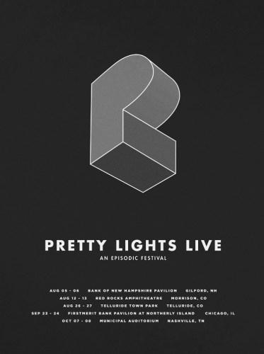 Pretty Lights Live: An Episodic Festival
