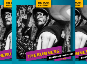 TheBusiness. Puts in Work on Funky Promo Mix Ahead of Disc Jam Music Festival Debut!