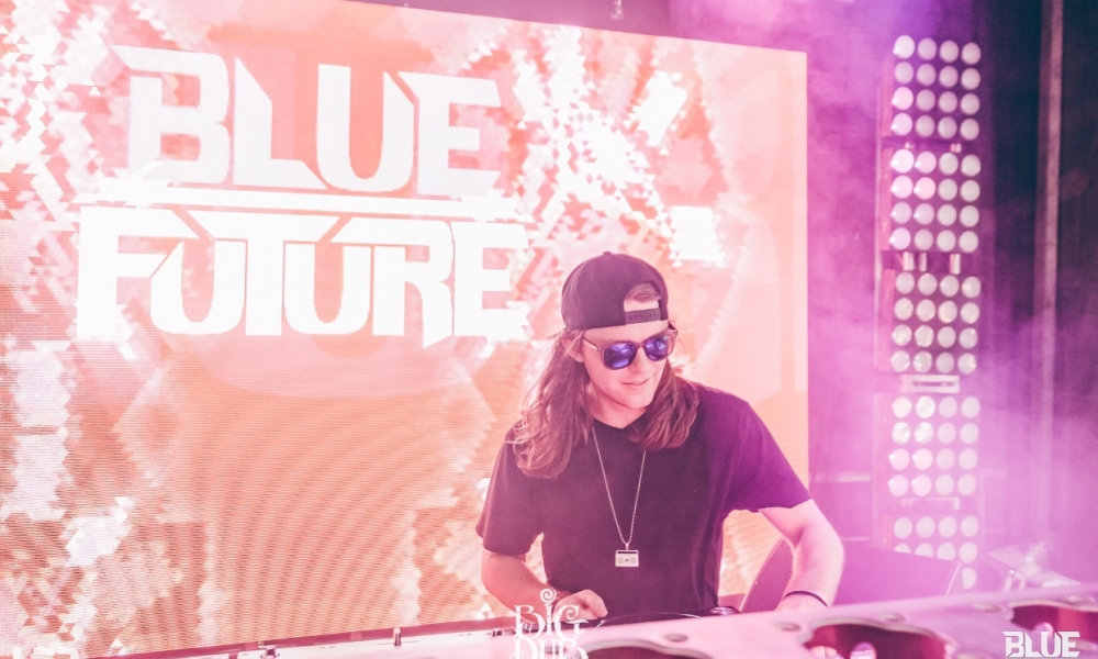 Blue Future's New Homemade Spaceship Remix Is Out of This World [LISTEN]