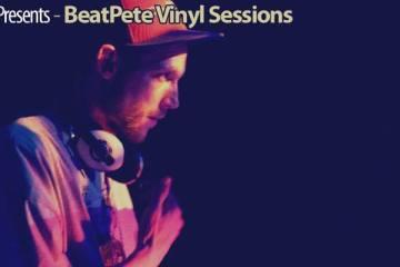 WIB Presents   BeatPete Vinyl Sessions