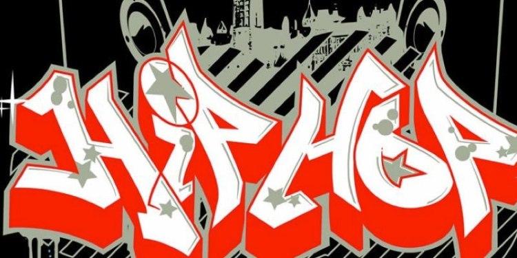 hip hop stylized