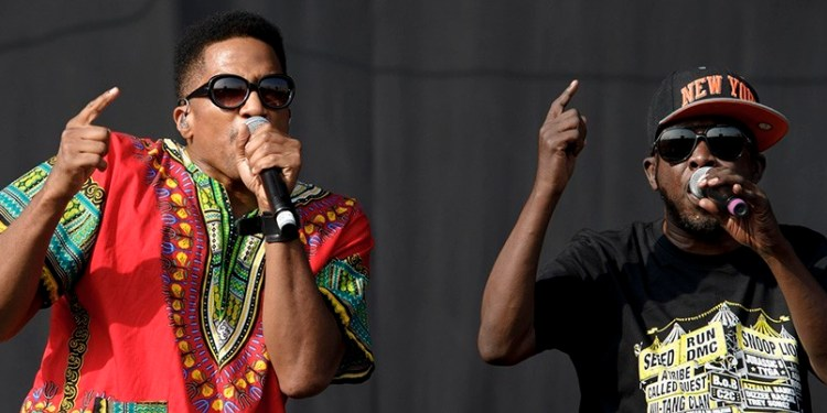 Q-Tip, Phife Dawg, A Tribe Called Quest