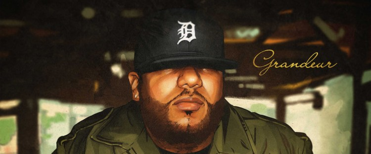 Apollo Brown - Grandeur_by_thewordisbond.com