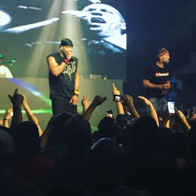 Redman and Method Man Live in London, ON. • Word Is Bond