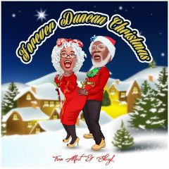 """Sherrell & Alfred Duncan Spread Holiday Cheer In """"Forever Duncan Christmas"""""""