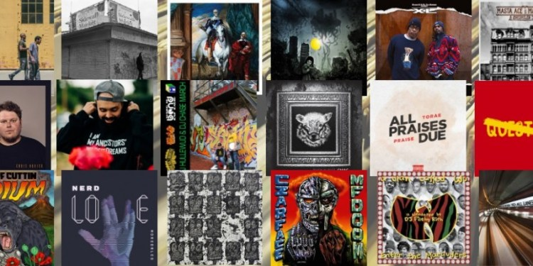 Top 18 Albums of 2018 Countdown