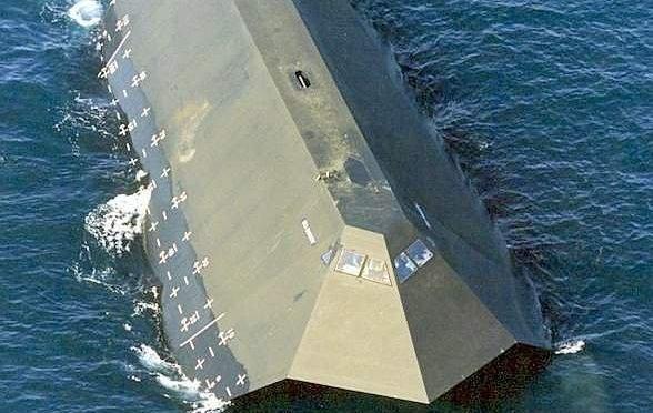 Sea Shadow Concept Watercraft (IX-529)