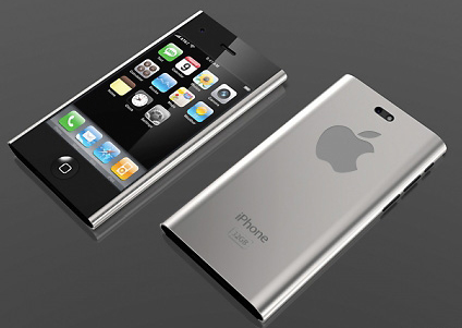 iPhone 5 – The look and features