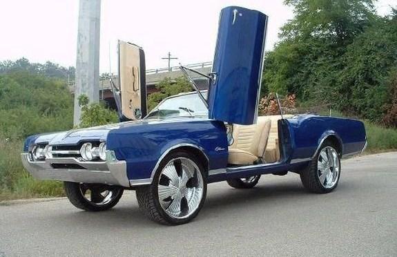 Re-donk-ulous! Got wheelz?