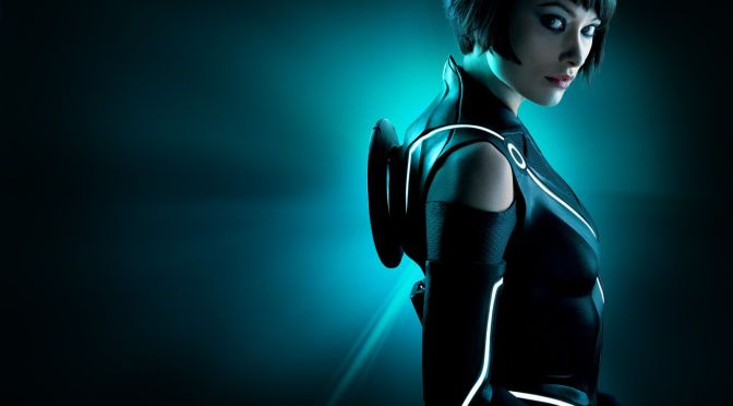 Cool real life Tron-style products.