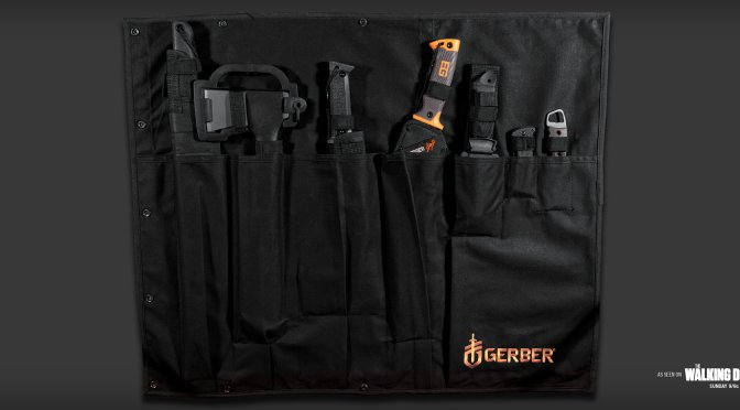 Gerber Zombie Killing Apocalypse Kits