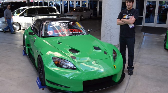 Sema 2011 – Luka wants an S2000 – I approve.