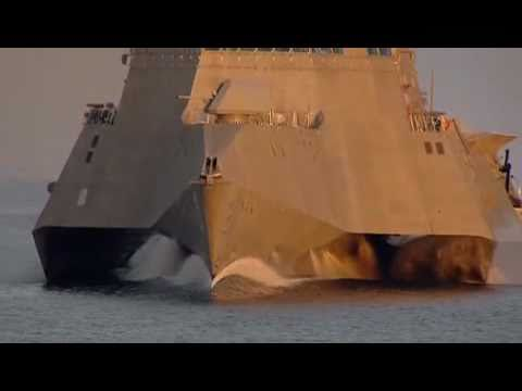 General Dynamics – LCS 2 USS Independence