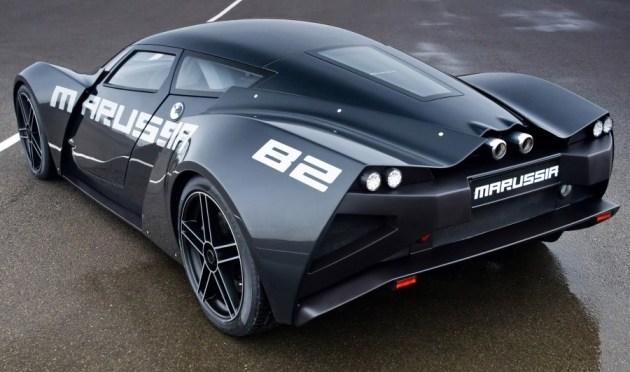 Marussia Motors – Marussia B2