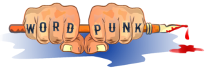 The Word Punk Christopher Ryan logo