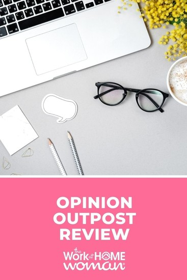You've heard about the survey site, Opinion Outpost but is it legit and a good way to make money online? Find out in this comprehensive Opinion Outpost review. via @TheWorkatHomeWoman