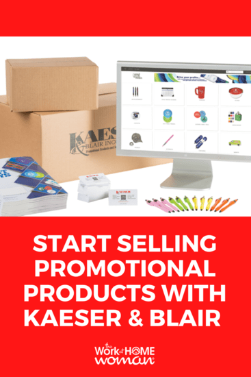 A family-owned company seeks independent dealers who want to make extra money working from home. Find out more about the Kaeser & Blair at-home opportunity. #ad #business #workfromhome #promotional #selling #sales https://www.theworkathomewoman.com/kaeser-blair-inc/ via @TheWorkatHomeWoman