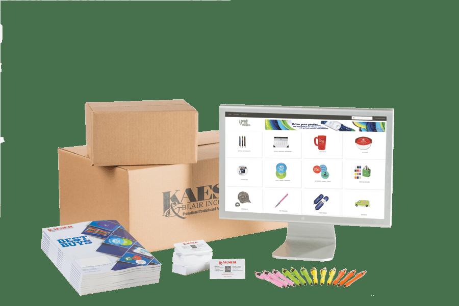Start a Home Business with Kaeser & Blair Inc.