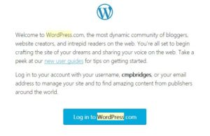 Welcome to WordPress Email